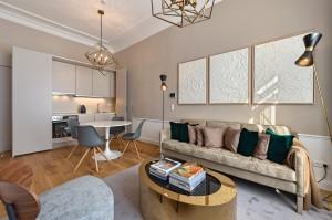 1010-apartment-wien-stubenring-wohnkueche